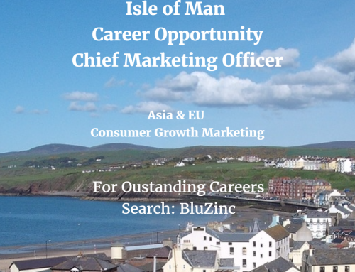 CMO – Global Marketing Director, Isle of Man (IoM)