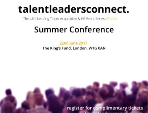 BluZinc Sponsor the Awesome Talent Leaders Connect – Your Guest Invite