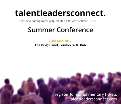 BluZinc Sponsor Talent Leaders Connect – Your Guest Invite
