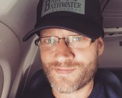 Image to show Jonathan Pearson - CEO, BluZinc Digital Attended Baby Bathwater Institute Mastermind Event - baseball cap on