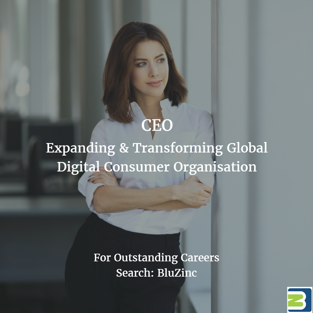 Image of a Woman as CEO / COO Leader
