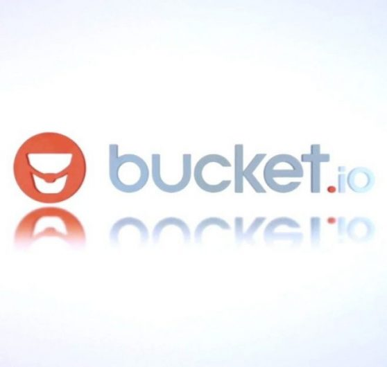 Image to show the Bucket.io Logo
