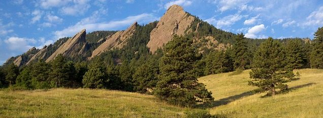 Image to show Boulder, Colorado