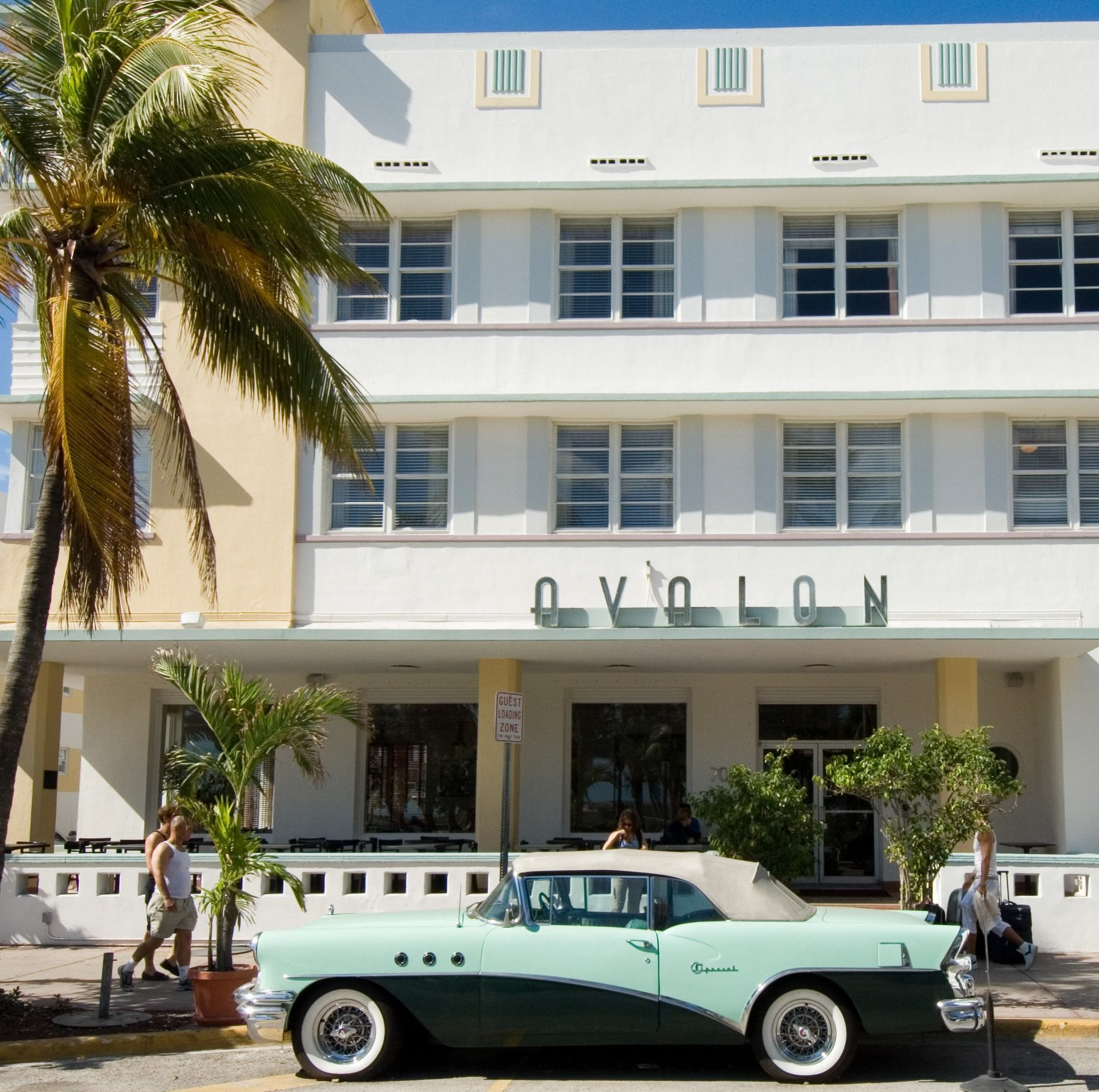 BluZinc Miami Jobs Art Deco Photo Ocean Drive
